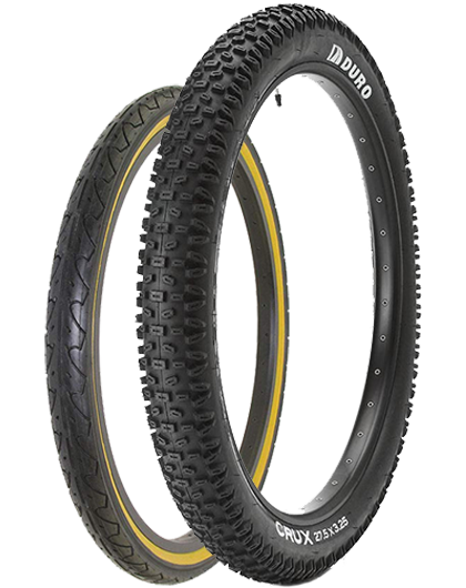hover swap bicycle tire image